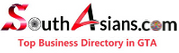 www.SouthAsians.com -  Indian business directory in Brampton, south asian business directory in Brampton, brampton business directory