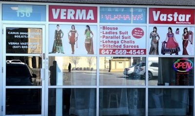 Verma Vastar Indian Tailor