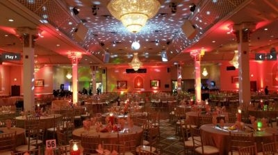 Sagan Convention Centre & Banquet Hall