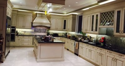 Aura Kitchens & Cabinetry