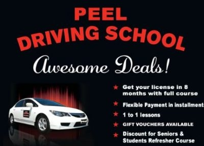 Peel Driving School