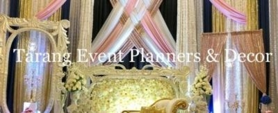 Tarang Event Planners & Decor