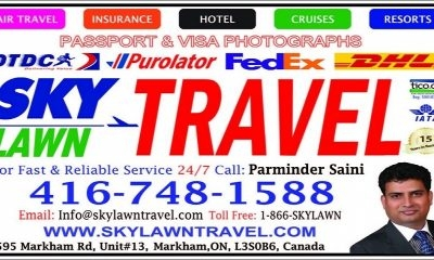 SkyLawn Travel - Parminder Saini