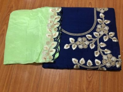Punjabi Suit Stitching - $25