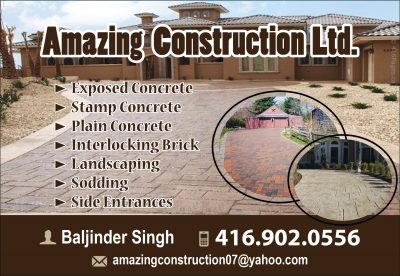 Amazing Construction Ltd
