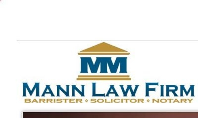 Mann Law Firm - Brampton
